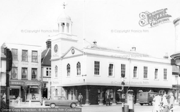 Photo of Faversham, The Town Hall c.1965