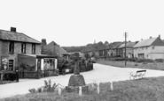 Fawkham, the Village c1955