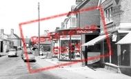 Fawley, Shops, Main Street c.1965
