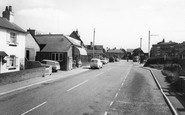 Fawley, The Square c.1965