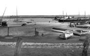Fawley, Victoria Quay c.1955