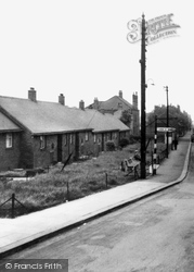 Green Lane c.1960, Featherstone