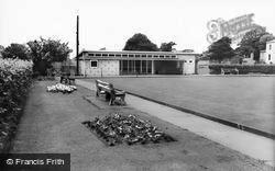 Purston Park And Bowling Green c.1965, Featherstone