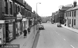 Station Lane 1961, Featherstone