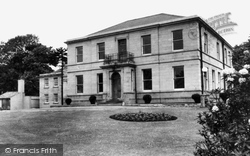 Town Hall c.1960, Featherstone