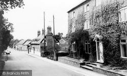 Feckenham, Alcester Road 1967