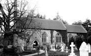 Felbridge, Church of St John the Divine 1910
