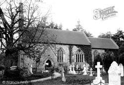 Church Of St John The Divine 1910, Felbridge
