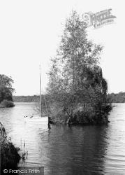 The Lake c.1965, Felbridge