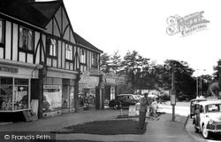 The Parade c.1965, Felbridge