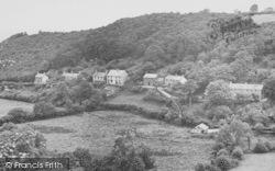 Felindre, Allpenrhiw c.1955