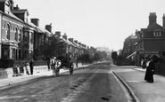 Felixstowe, Constable Road 1907