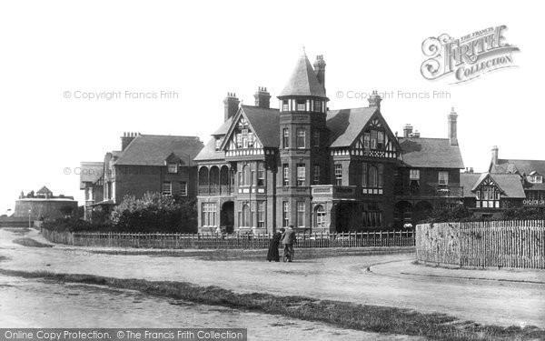 Felixstowe, Convalescent Home 1896
