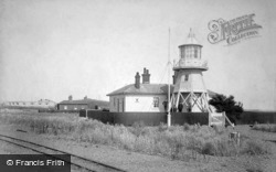 Felixstowe, Landguard Lighthouse 1906