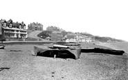 Felixstowe, Seafront 1893