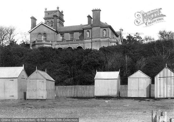 Felixstowe, South Beach 1899