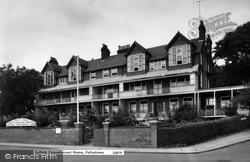 Felixstowe, The Convalescent Home c.1959