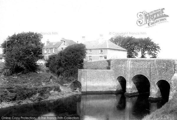 Felpham, Bridge 1903
