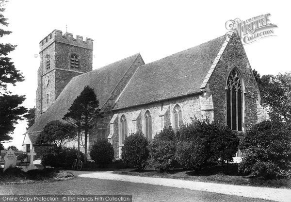 Felpham, Church 1903