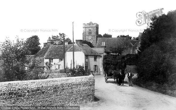 Felpham, the Village 1903