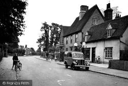 Felsted, Braintree Road c.1950