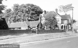 Felsted, Braintree Road c.1955