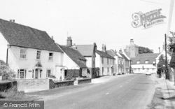 Felsted, Chelmsford Road c.1955