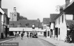 Felsted, Chelmsford Road c.1960