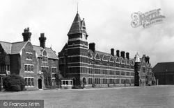 Felsted, Felsted School c.1950