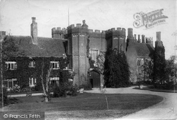Felsted, Leez Priory 1903