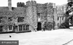 Felsted, Leez Priory c.1950