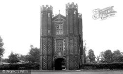 Felsted, Leez Priory c.1960