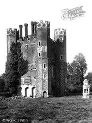 Felsted, Leez Priory, The Inner Gatehouse 1903
