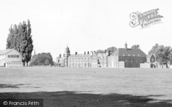 Felsted, School From Playing Field c.1960