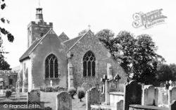 Felsted, The Church c.1960