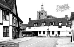 Felsted, The Old School House (The Guildhall) c.1960