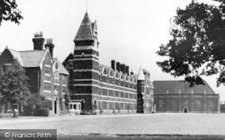 Felsted, The School c.1950