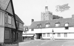 Felsted, The Village c.1955