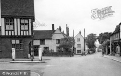 Felsted, The Village c.1960