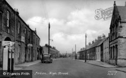 High Street c.1955, Felton