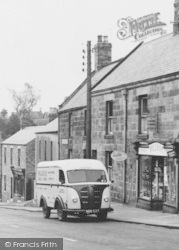 "Felton, ""Hillrise"" Delivery Van c.1955"
