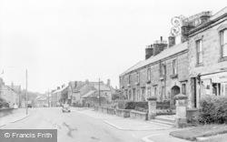 Felton, Main Street c.1955