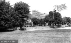 Felton, St Katharine's Church c.1965
