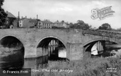 The Old Bridge c.1955, Felton