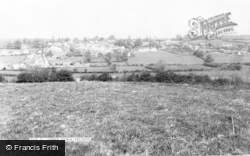 Felton, Upper Town c.1965