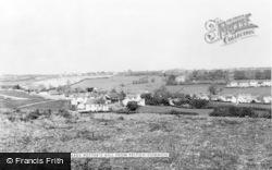 Felton, View Towards Potter's Hill c.1965