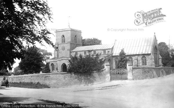 Fen Ditton, Church 1914