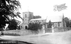 Church Of St Mary The Virgin 1914, Fen Ditton