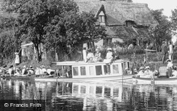 On The River Cam 1909, Fen Ditton