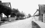 Fen Ditton, Village 1914